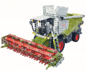 Tronico metal construction kit combine harvester Claas Lexion 770