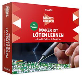 Maker Set: Leer solderen