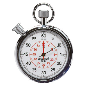 Additionstopper megaminuut 1/5 sec, mechanisch, 55 mm