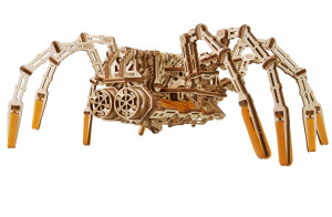 WOOD TRICK Space Spider, 245 components