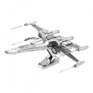 METAL EARTH 3D Bouwset STAR WARS EP 7 PD X-Wing Fighter