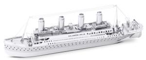 METAL EARTH 3D-Bausatz Titanic