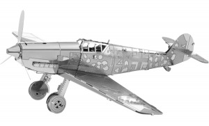 METAL EARTH 3D-Bausatz MESSERSCHMITT BF-109