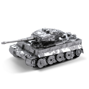 METAL EARTH 3D-Bausatz Tiger I Tank