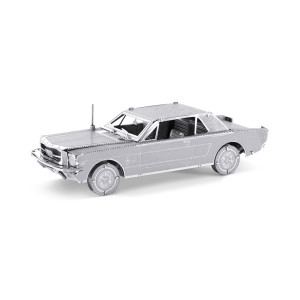 MEATL EARTH 3D Bouwset Ford 1965 Mustang Coupe