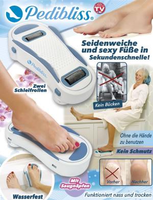 Pedibliss voetverzorging en eeltverwijderaar