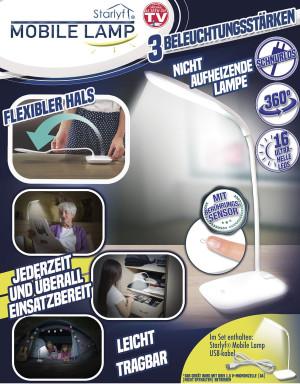 LED-licht, flexibel en draadloos