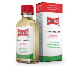 BALLISTOL universele olie, vloeibaar, 50 ml