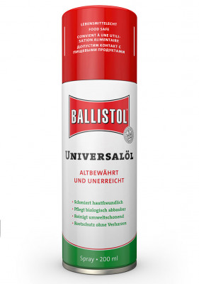 BALLISTOL universele olie spray 200 ml
