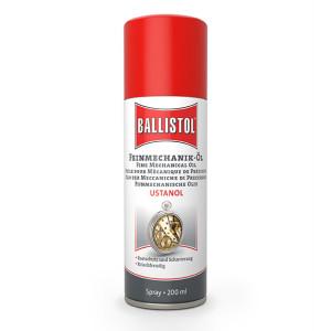 BALLISTOL fijnmechanische olie, 200ml