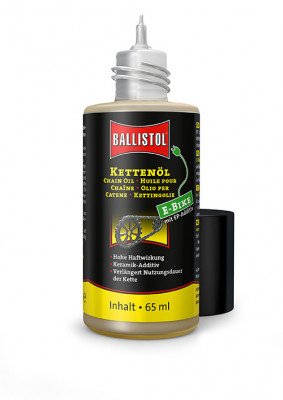 BALLISTOL E-bike Kettingolie, 65ml