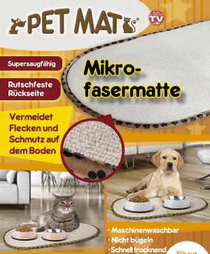 Pet Mats - The dirt trap mat for pets - advantage set of 2