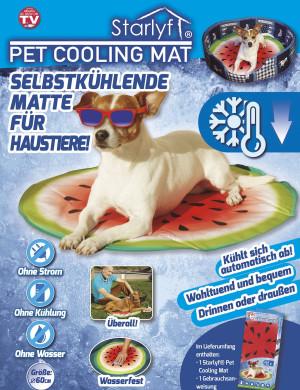 Pet Cooling Mat - De zelf koelende mat voor huisdieren