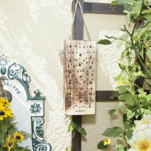 Houten bijenhotel - Nestkastje voor bijen