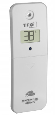 Thermo- hygrozender voor draadloze WLAN weerstations 359654, 359655, 359656