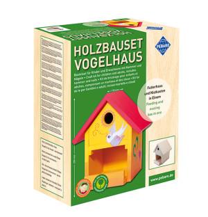 Bouwset Houten vogelhuisje