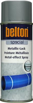 belton Metallic-Lack, silber - 400ml
