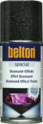 belton Diamant effect spray, zilver - 150ml