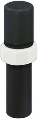 Roestvrij stalen inzetten 0,60mm voor schroevendraaier Bergeon – Inhoud: 2 stuks in plastic tube
