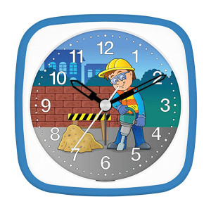Kinderwecker Bauarbeiter - Presslufthammer