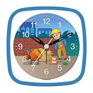 Kinderwecker Bauarbeiter - Betonmischer
