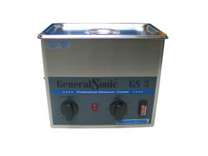 General Sonic 3 liter Ultrasoon - met korf en deksel