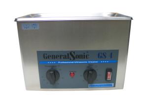 Ultrasoon General Sonic 4 Liter - met korf en deksel