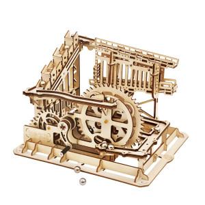 ROKR 3D Bouwset Knikkerbaan Squad - Spectaculaire mechanica