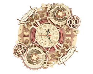 ROKR Quartz Wall Clock and Calendar Zodiac Wall Clock