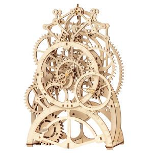 ROKR 3D Bouwset Wandklok / Pendulum Clock