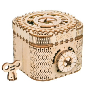 ROKR 3D Bouwset Schatkist / Treasure box