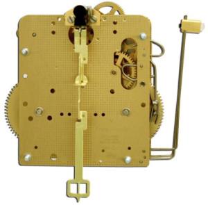 Uurwerk Hermle 141-031, 14-daags, Slingerlengte 34cm, Slag op gong