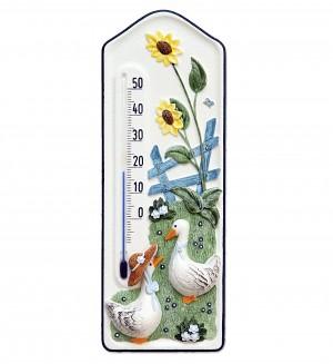 """Thermometer """"Gans met hoed"""""""