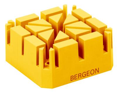 Aambeeld van hard kunststof voor metalen banden tot 2,2 tot 4,0 mm Bergeon