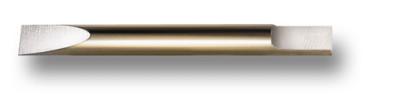Roestvrijstalen 0,6 mm voor schroevendraaier Bergeon