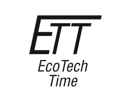 ETT Solar Drive polshorloge Gobi - EGS-11436-12L