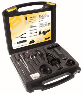 Gereedschapskoffer voor batterij- en bandenwissel Bergeon