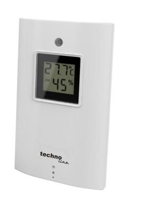 Buitensensor voor draadloos weerstation 339496