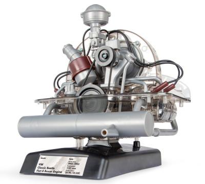 Bouwset VW Kever 4-cilinder, Boxer Motor