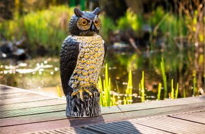 Tuin uil vogelschrik