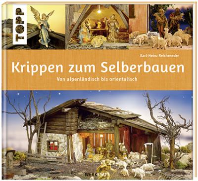Boek: Zelf kribben bouwen (Duitse editie)