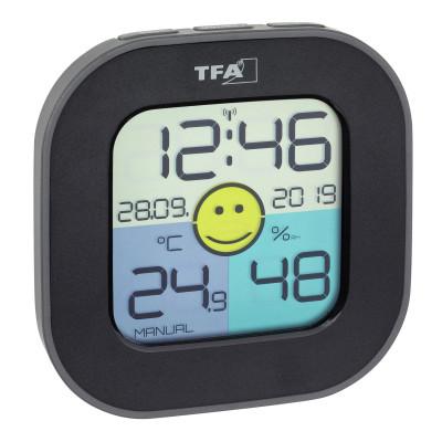 Digitale thermo-hygrometer
