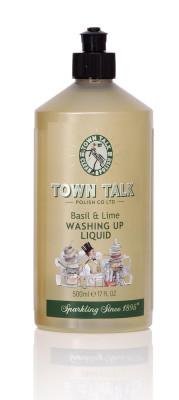 Mr Town Talk Afwasmiddel Basilicum en Limoen 500ml