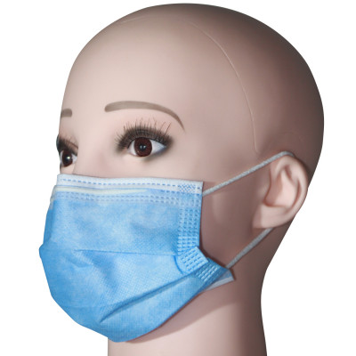 Chirurgisch masker met bewezen filterprestaties van 99,24%