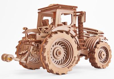 WOOD TRICK Tractor, 401 onderdelen