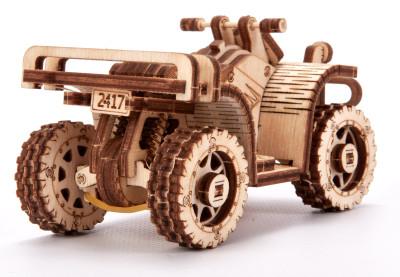 WOOD TRICK Autoset, 338 onderdelen