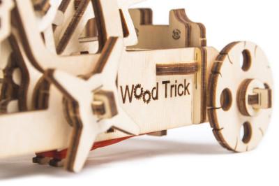WOOD TRICK Katapult, 96 onderdelen