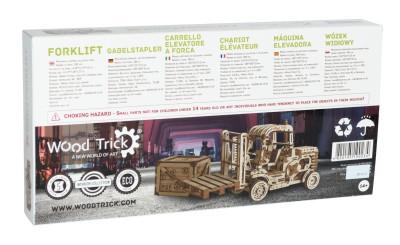 WOOD TRICK Vorkheftruck, 325 onderdelen