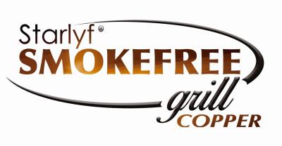 Grill Smokefree - grillen zonder rook - extra grill en kookplaat