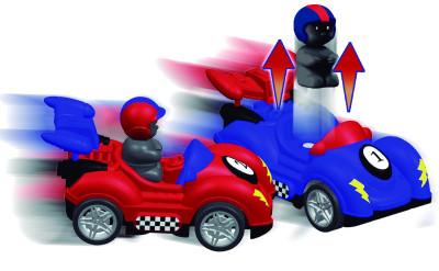 Bump Buggies Set - Het botsauto-avontuur voor kinderen